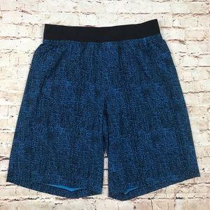 Lululemon Core Shorts Blue Linerless Shorts Size M